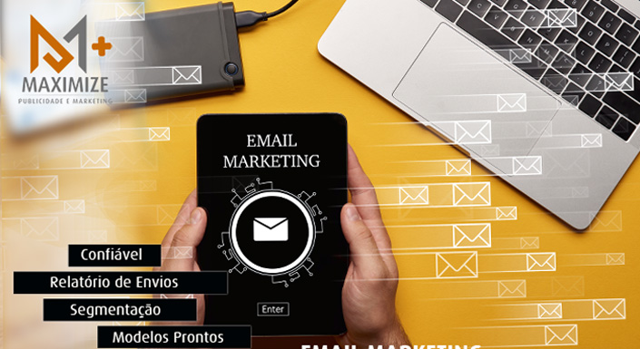 email marketing destaque